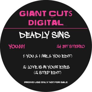 Deadly Sins-Love Is In Your Eyes 2 Step edit