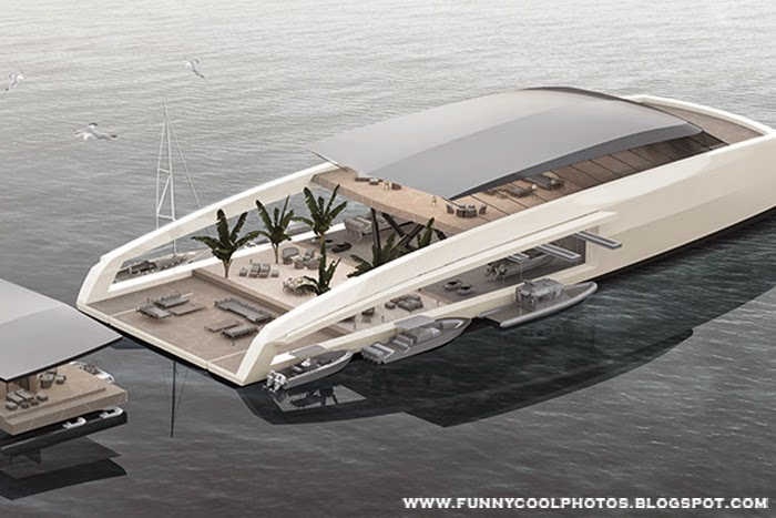 Amazing Superyachts of the Future