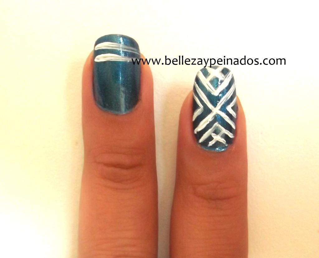 Como pintar uñas con pintura acrilica ~ Belleza y Peinados
