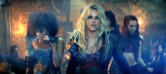 britney spears till the world ends single. Checkout Britney Spears#39; new