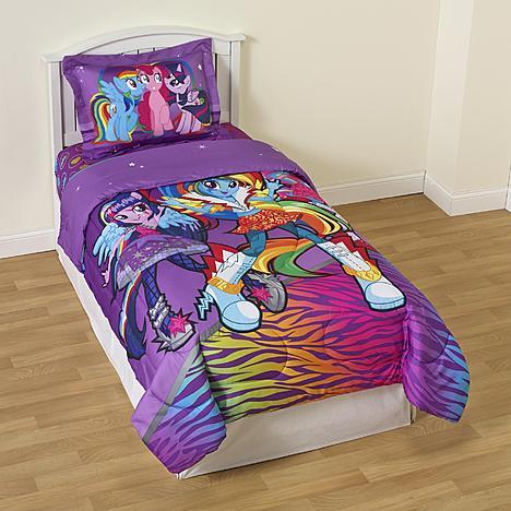 Equestria Daily Mlp Stuff Random Merch Lamps Bed Set