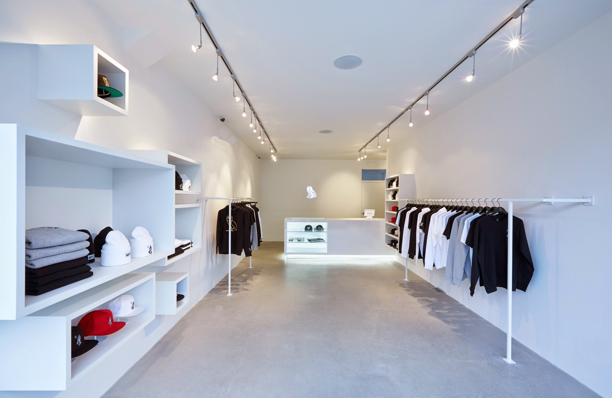 Official Look At OVOs Flagship Store In Toronto Kanye West Forum