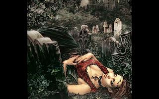 dead Vampire hot women wallpapers