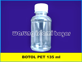 Jual Botol Labor PET