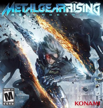 Metal Gear Rising: Revengeance New US Box Art Revealed