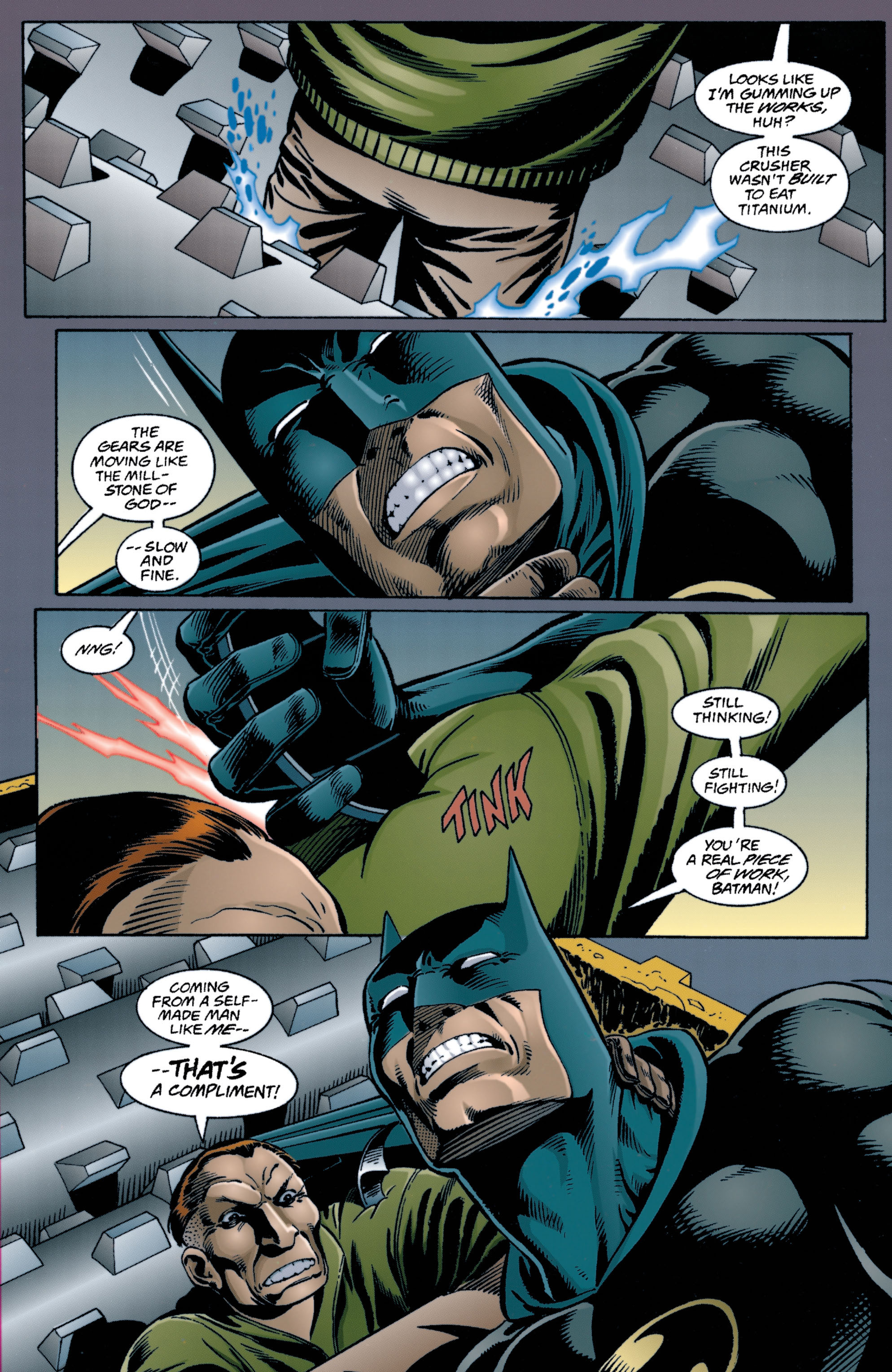 Detective Comics (1937) Issue #713 Page 5