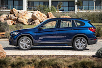 BMW X1 xDrive25i Sport Line (2016) Side