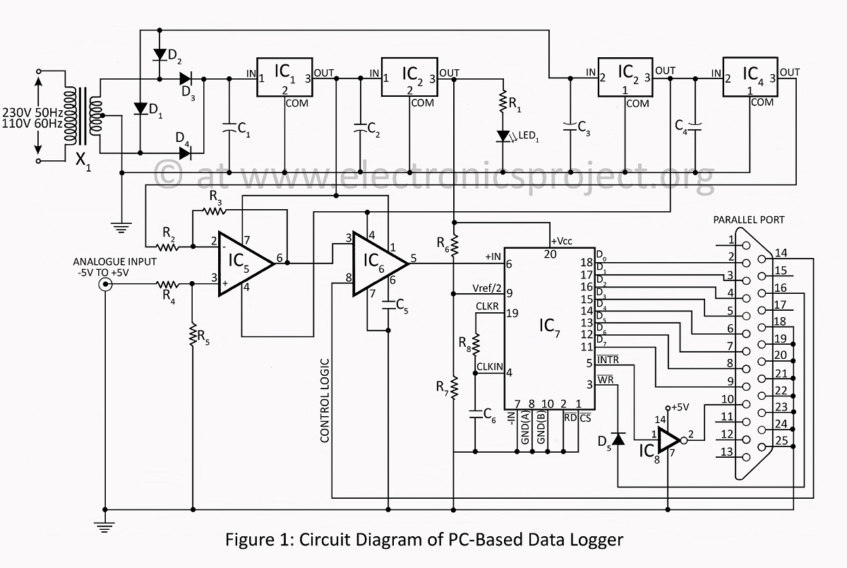 pc8000 wiring diagram