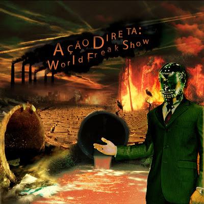 Ação Direta, ABC, hardcore, punk, metal, resenha, underground