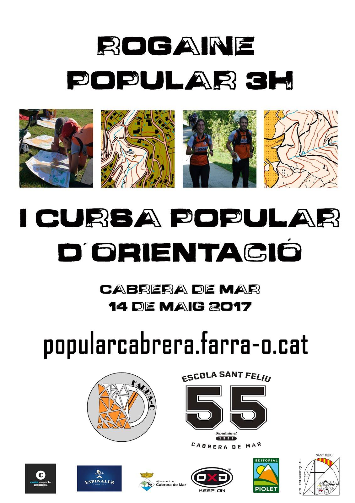 14 MAIG - POPULAR CABRERA DE MAR