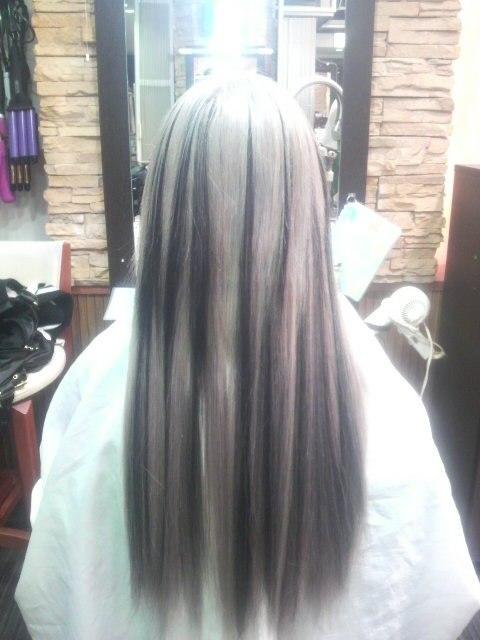 Pinku No Kumori Japanese Hair Extension
