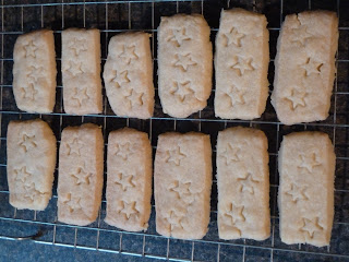 Recipe for Shortbread