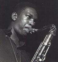tenor saxophonist, John Coltrane