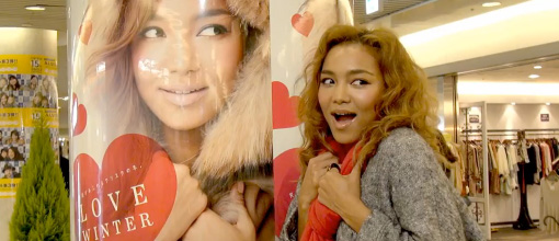 Crystal Kay becomes the new face of CRYSTA Nagahori. Nobody cares | randomjpop.blospot.co.uk