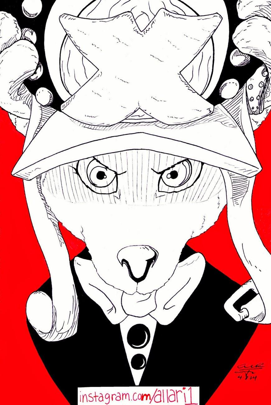 One Piece Chapter 744: Tham mưu trưởng của Quân cách mạng 024