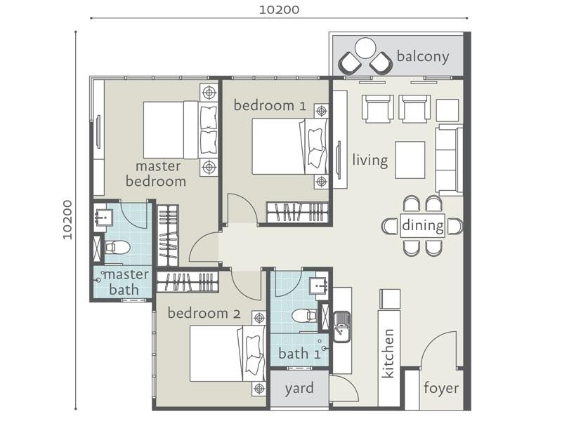 Tropicana Bay Residences Apartment Penang Com