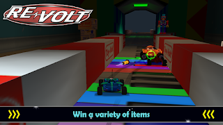 Game RE-VOLT Klasik (Premium) - 3D v1.2.8 Apk Data