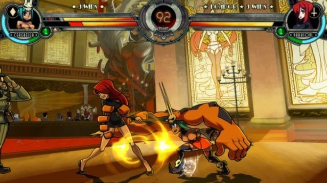 Skullgirls PC Games Gameplay