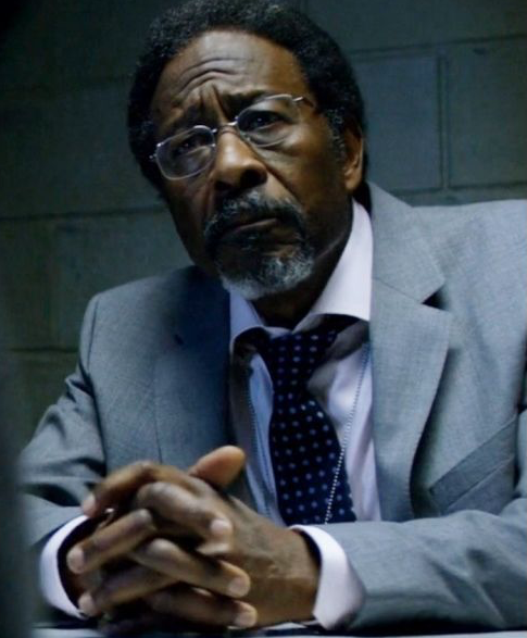 clarke peters death in paradise