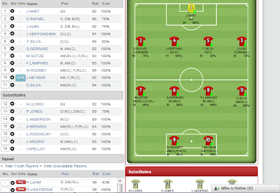 Tactic Soccer Manager