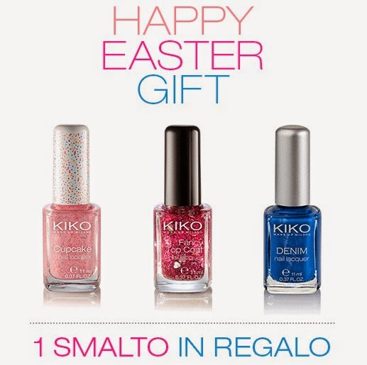 KIKO - Happy Easter Gift 2014