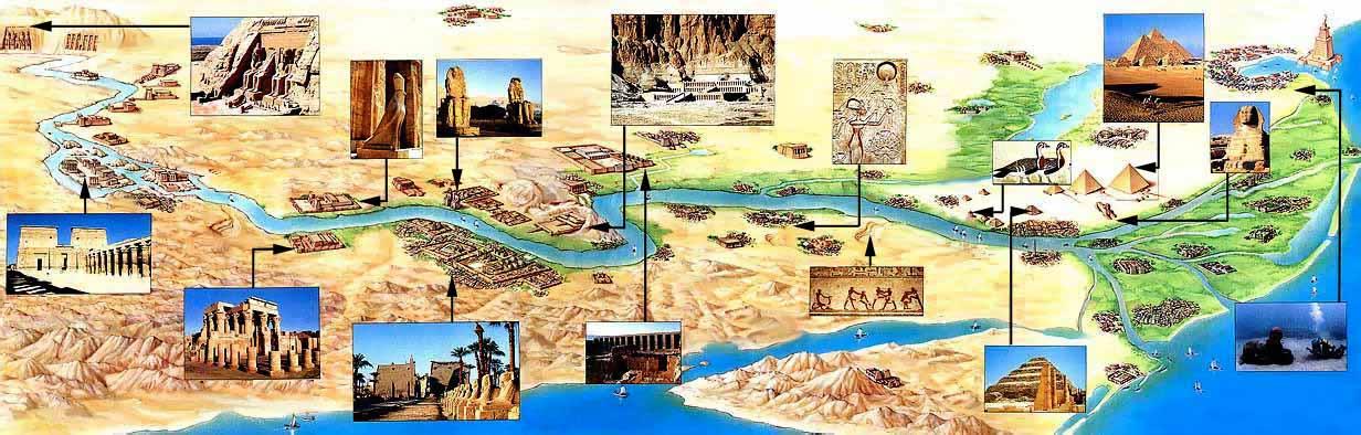 Historia Antigua: Primeras Civilizaciones (Egipto)