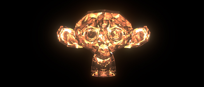 blender3d diamond