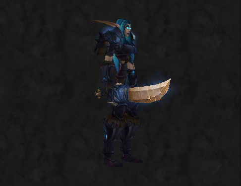 Gleaming Iceblade