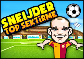 Sneijder Top Sektirme Oyunu