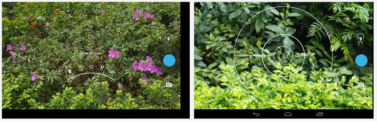تطبيق مجاني للأندرويد لتحسين كاميرا جهازك والتصوير بجودة عالية HD Camera for Android APK 4.4.2.0