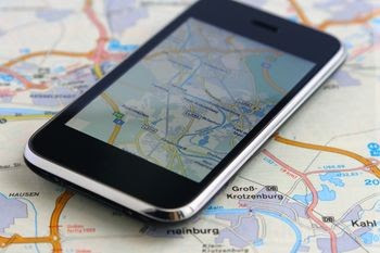 how to locate a cell phone with Google maps