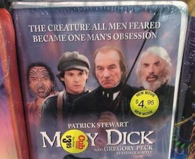 Patrick Stewart. My Dick.