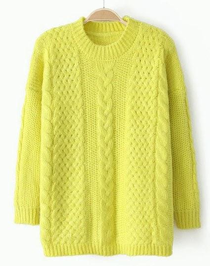 neon jumper