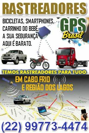 RASTREADORES GPS BRASIL