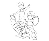 #6 Wii Fit Trainer Coloring Page