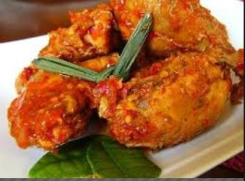 Resep Ayam Rica Rica Mudah