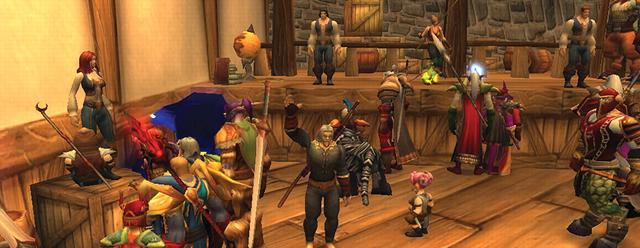 World of Warcraft: WoW: Недоторговля
