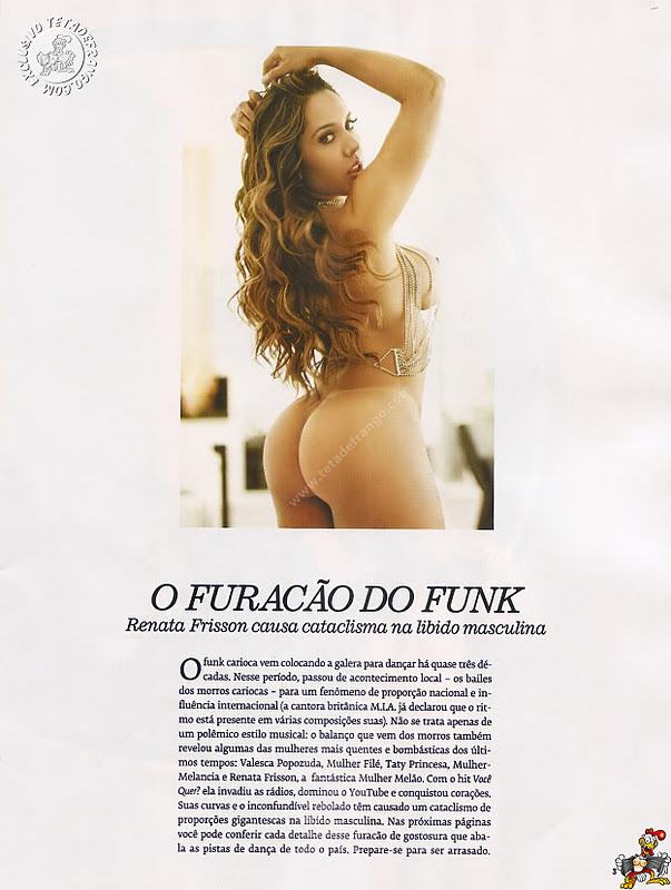 Renata Frisson playboy Nude