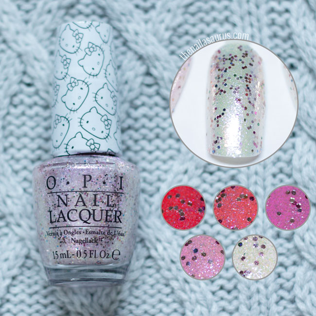 Lovely Glitter Shellac Nail Polish Small Clear Acrylic Nail Polish Square Cute Toe Nail Art Designs Kiss Nail Art Designs Old Thermal Color Changing Nail Polish BrownKilling Nail Fungus OPI Hello Kitty Collection | Preview And Swatches | The Nailasaurus