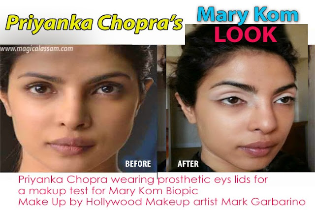 priyanka chopra mary kom look