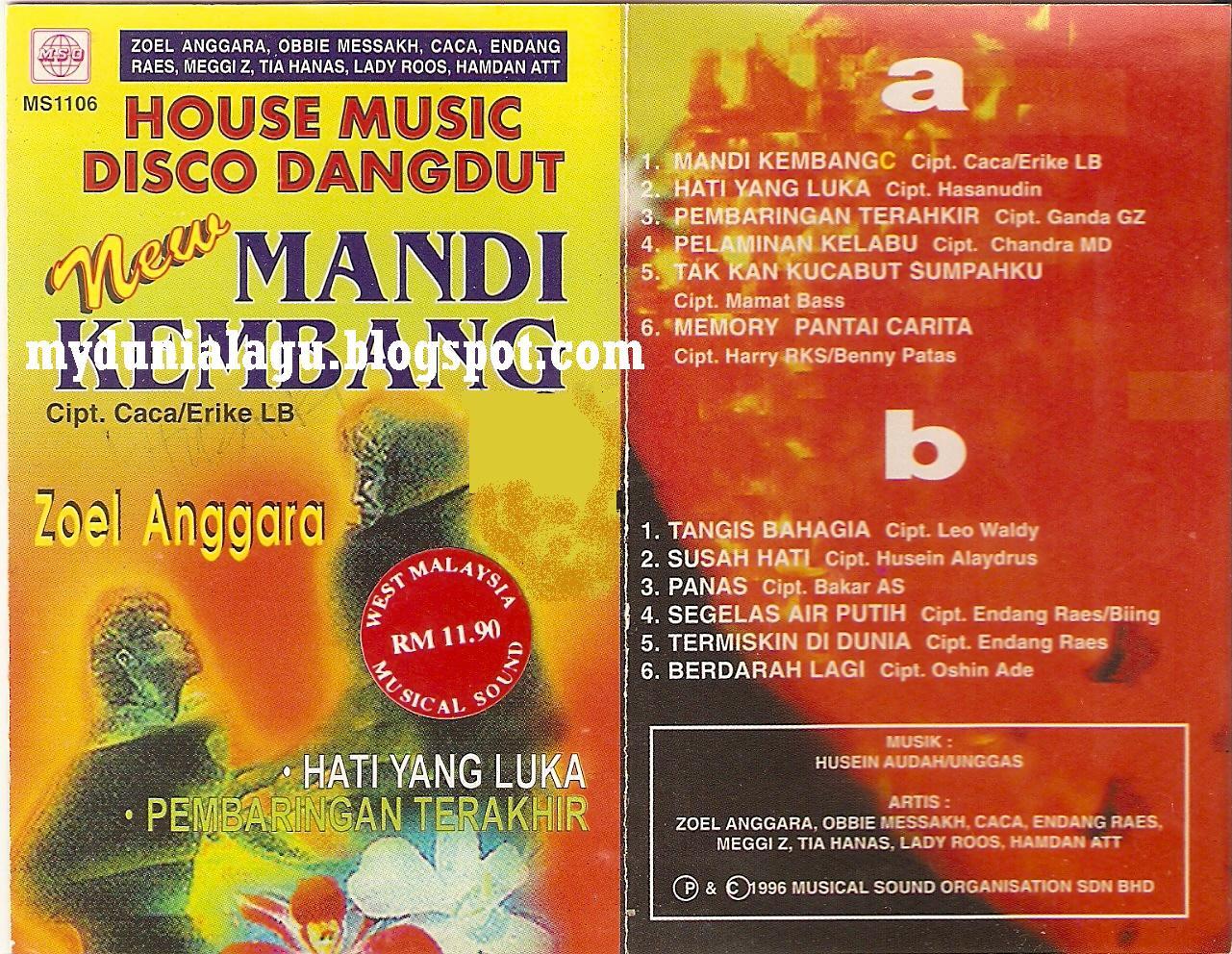 Lagu ajib house music disco dangdut mandi kembang 1996 for House music 1996