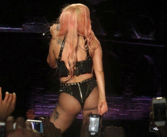 Lady Gaga Concert Buenos Aires Argentina