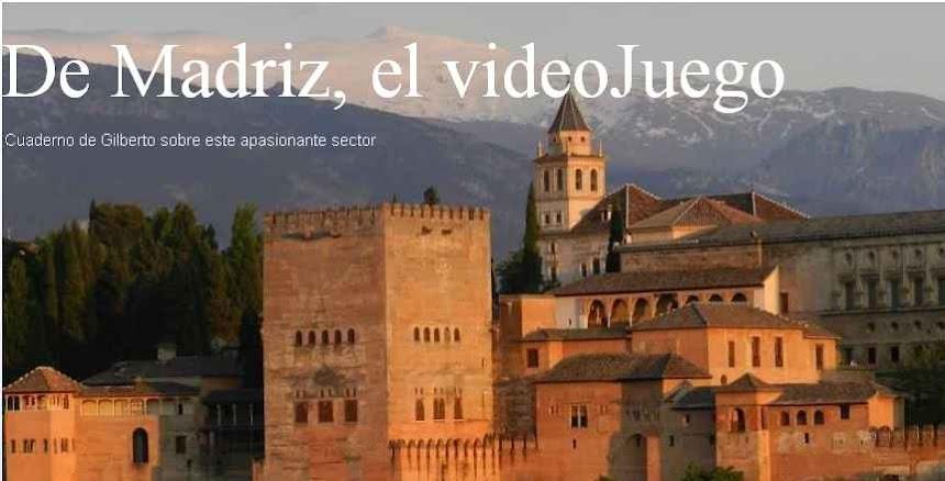 De Madriz, el videoJuego