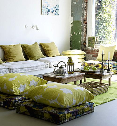 Ces Salons Marocains Qui Nous Font Rver