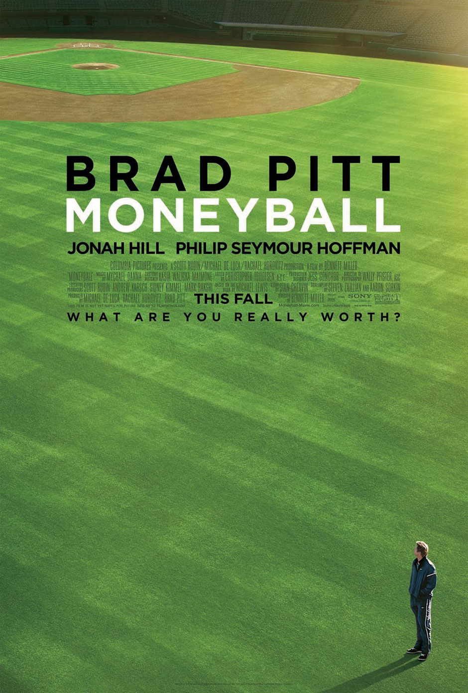 فيلم Moneyball 2011 BDRip مترجم