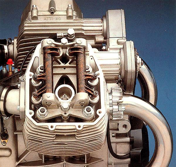Moto Guzzi 8V OHC Daytona Centauro Engine Motor Rocker Arms