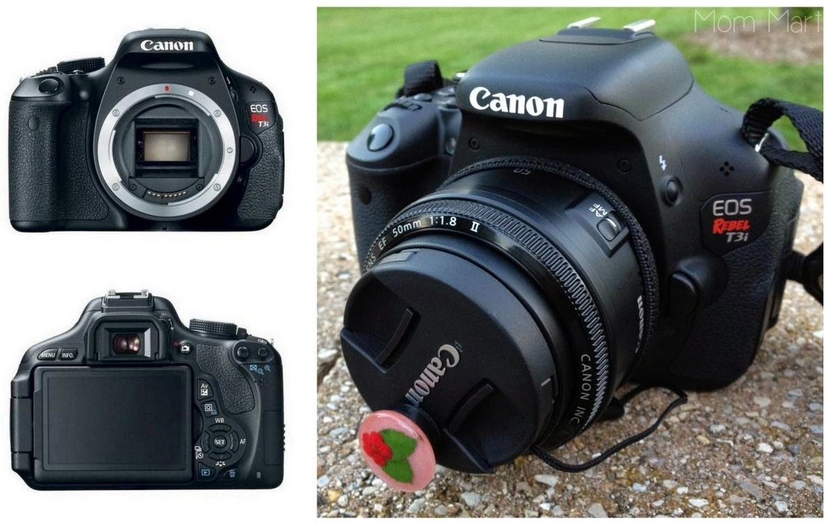 My Camera And Must Have Accessories Canon Rebel T3i DSLR Camera