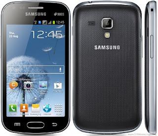 Samsung Galaxy S Duos Harga Dan Spesifikasi