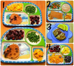 Toddler food ideas for 1 to 3 years old
