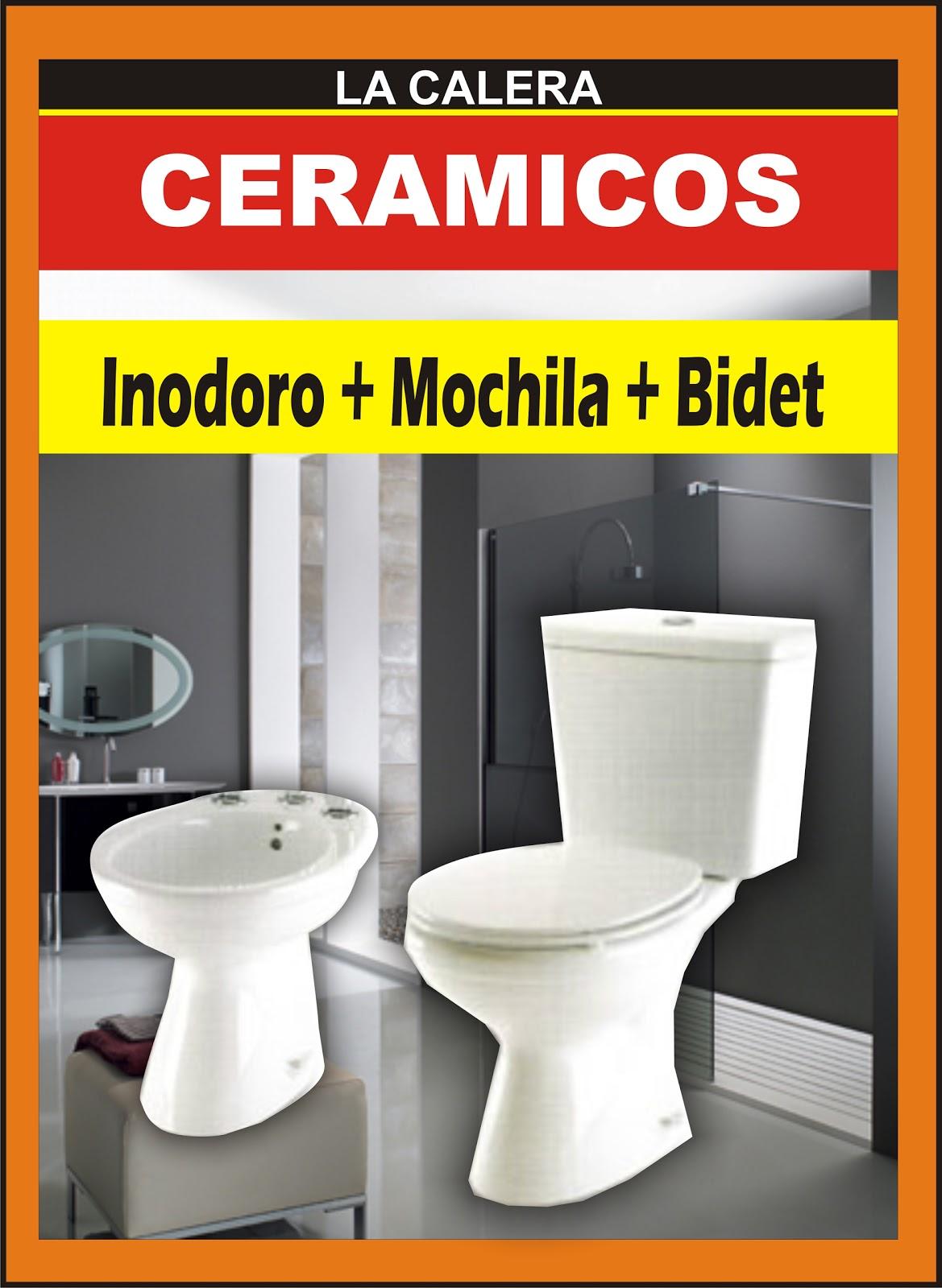 Lacaleraceramicos inodoro mochila bidet for Inodoro con mochila incorporada